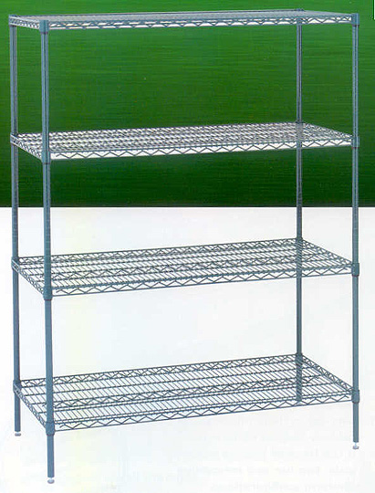 Cool Room Wire Shelving System