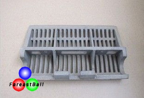 Cooler Grate Plate