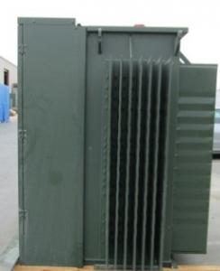 Cooper 1 000 Kva Oil Filled Pad Mount Transformer Pri20800 Volts 5 Taps Sec 480y 277