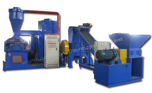 Copper Cable Granulator Ams 800