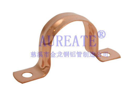 Copper Clip Saddle Fitting
