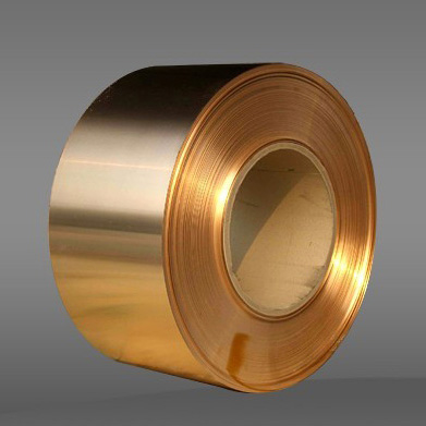 Copper Coated Steel Strip