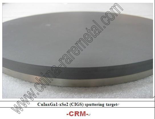 Copper Indium Gallium Selenium Sputtering Target