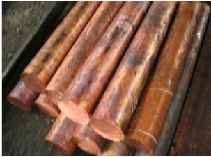 Copper Ingots Zinc Aluminium
