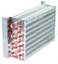 Copper Tube Evaporator