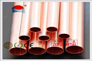 Copper Tube For Air Conditioning And Refrigeration
