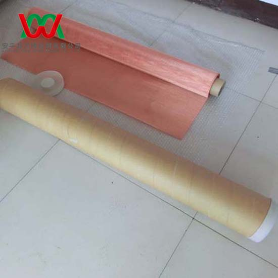 Copper Wire Cloth For Plane Wave And Microwave