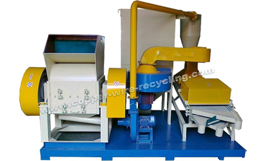 Copper Wire Recycling Machine Ams 600