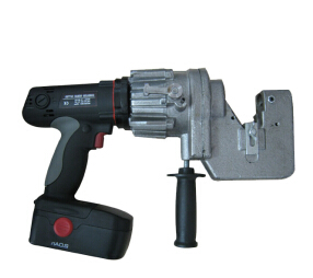 Cordless Hole Digging Machine Hydraulic Punching