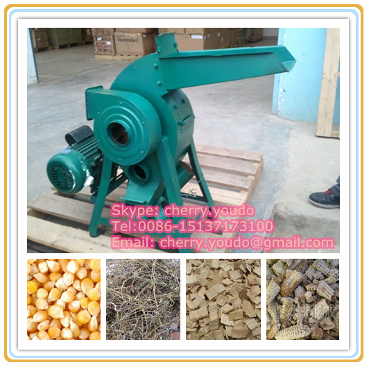Corn Straw Chaff Chemical Flavor Crusher 0086 15137173100