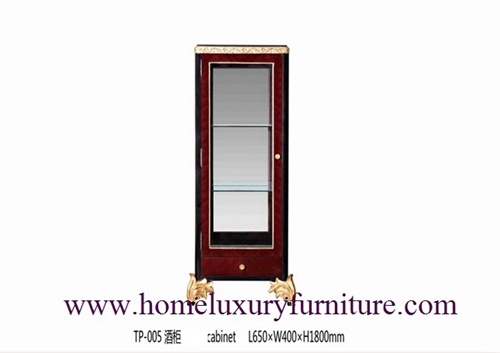 Corner Cabinet Dining Room Wine China Displays Tp 005