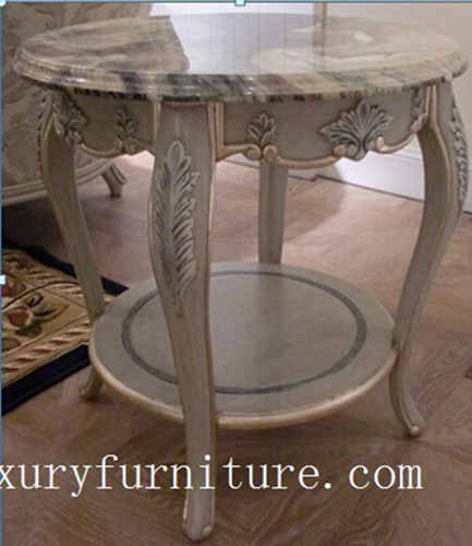 Corner Table Living Room Marble Round End Side Fc 103b