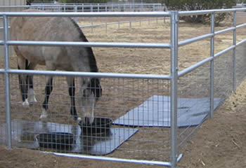 Corral Gate Panels Bow And Swing