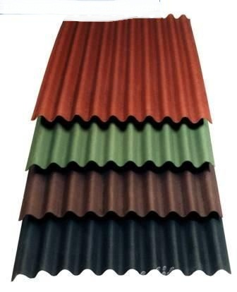 Corrugated Bitumen Roof Sheet