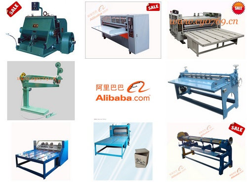 Corrugated Carton Box Making Machines