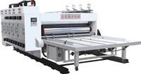 Corrugated Carton Box Multi Color Flexographic Printing Machine