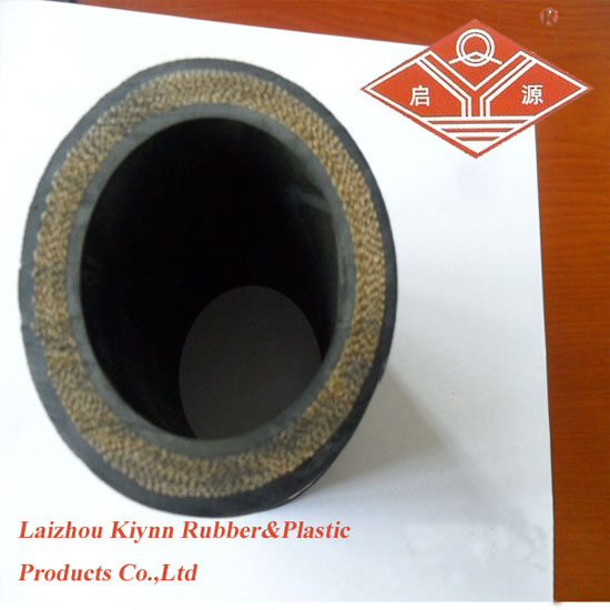 Corrugated Oil Rubber Hose