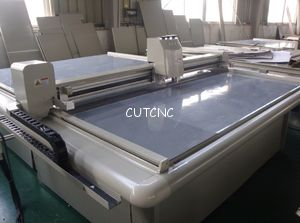 Corrugated Pp Plastic Pvc Pattern Cnc Cutting Table