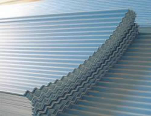 Corrugated Steel Coil
