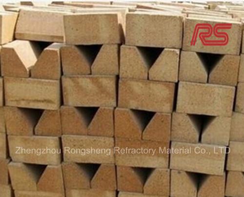 Corundum Refractory Bricks Alumina Brick High Temperature Kiln Linings