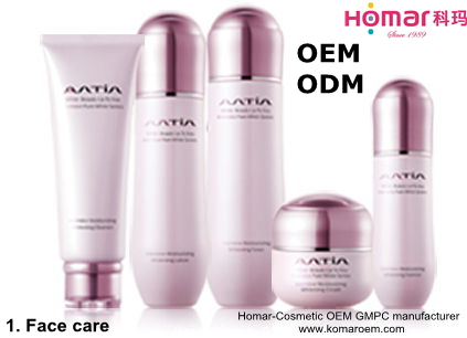 Cosmetic Oem Odm Private Label Personal Care Face Cleanser Lotion Toner Moisturizer Cream Essence Se