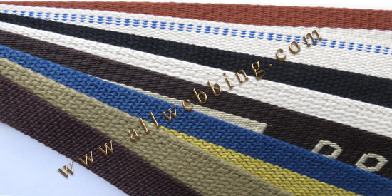Cotton Webbing 3mm To 500mm