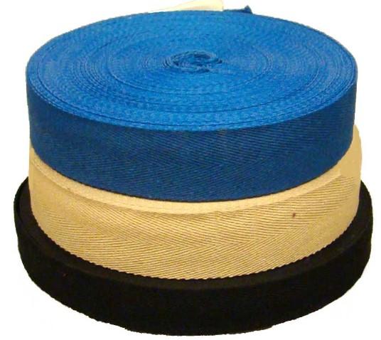 Cotton Webbing Twill Tape
