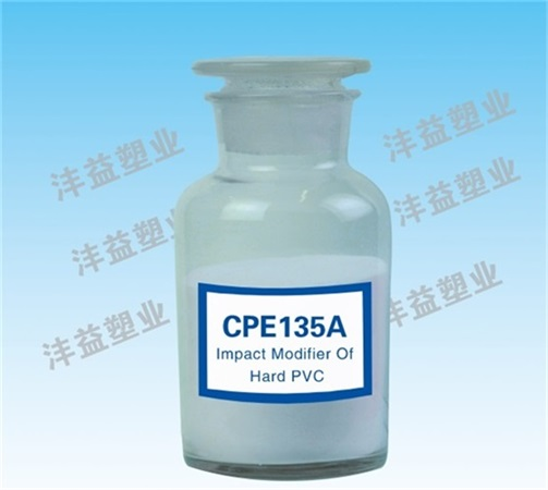 Cpe Chlorinated Polyethylene 135a 135b 140b Etc
