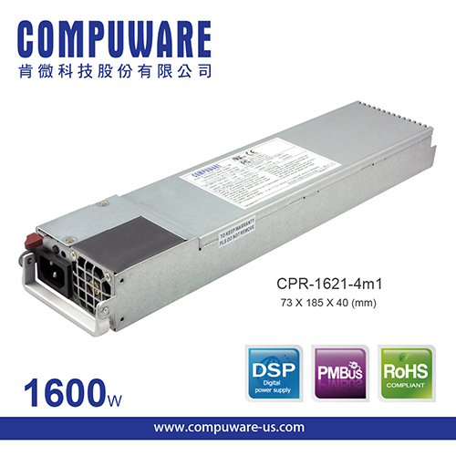 Cpr 1621 4m1 Ac Dc Redundant Module Power Supply