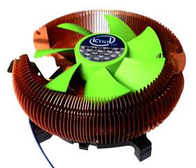 Cpu Cooler A96 C For Intel 775 1155 1156 1150 Amd K8 Am2 Am3