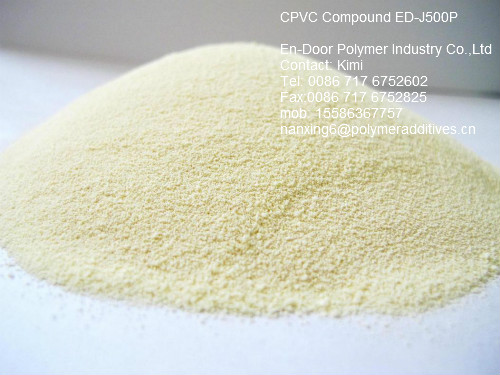 Cpvc Compound For Extrusion Ed J700p