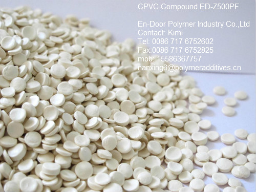 Cpvc Compound For Injection Molding Ed Z500pf