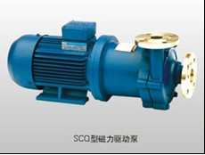 Cq Type Magnetic Pump