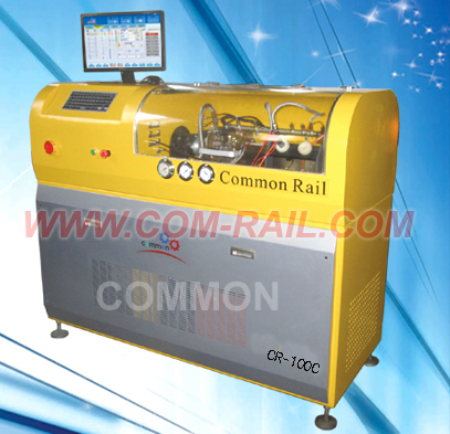 Cr 100c Injector Pump Test Bench