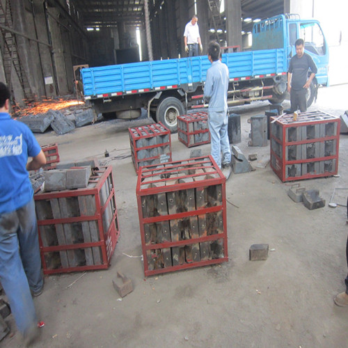 Cr Mo Alloy Steel Lifter Bars For Mine Mill