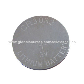 Cr3032 Limno2 Button Cell Battery 3 0v For Motherboard