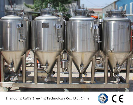 Craft Brewery 200l Small Equipment