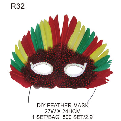 Craft Feathers D I Y Kit