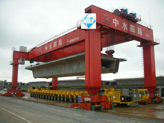 Crane 45t 100t 150t 180t 200t 320t 350t 450t 900t Railed Gantry