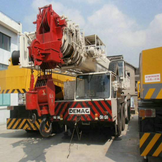 Crane Large Capacity