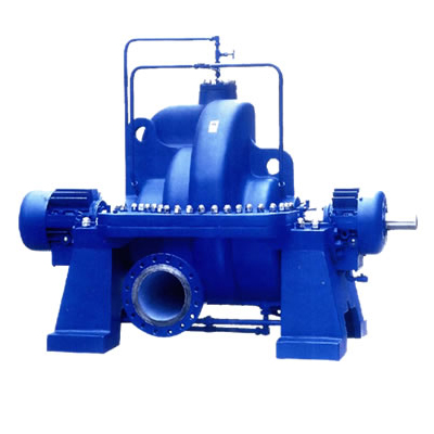 Crdk Series Pump Is Double Stage Horizontal Split Centrifugal