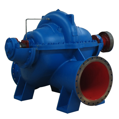 Crgs High Efficiency Single Stage Double Suction Centrifugal Pump