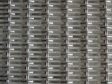 Crimped Architectural Mesh