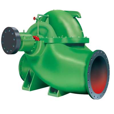 Crs Single Stage Double Suction Centrifugal Pump