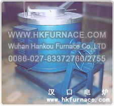 Crucible Melting Electric Furnace