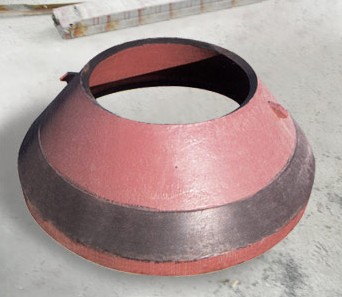 Crusher High Manganese Steel Concave
