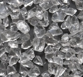 Crystal Clear Glass Chips