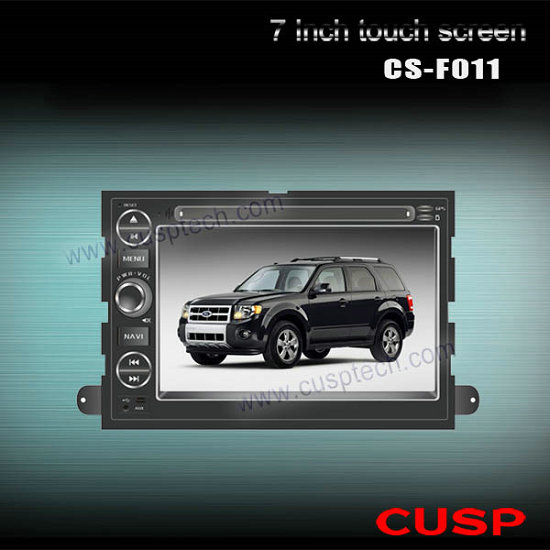 Cs F011 Car Dvd Player With Gps For Ford Fusion Edge Explorer Expedition Five Hundreds Must