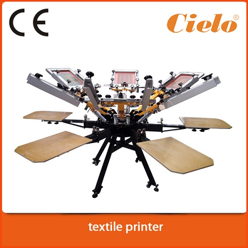 Ct Sales For T Shirt Screen Printing Machine