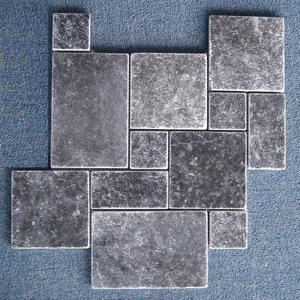 Ctl003 Blue Limestonethis Is Limestone On Meshed Available In Different Sizes For Tiles Cut To Size